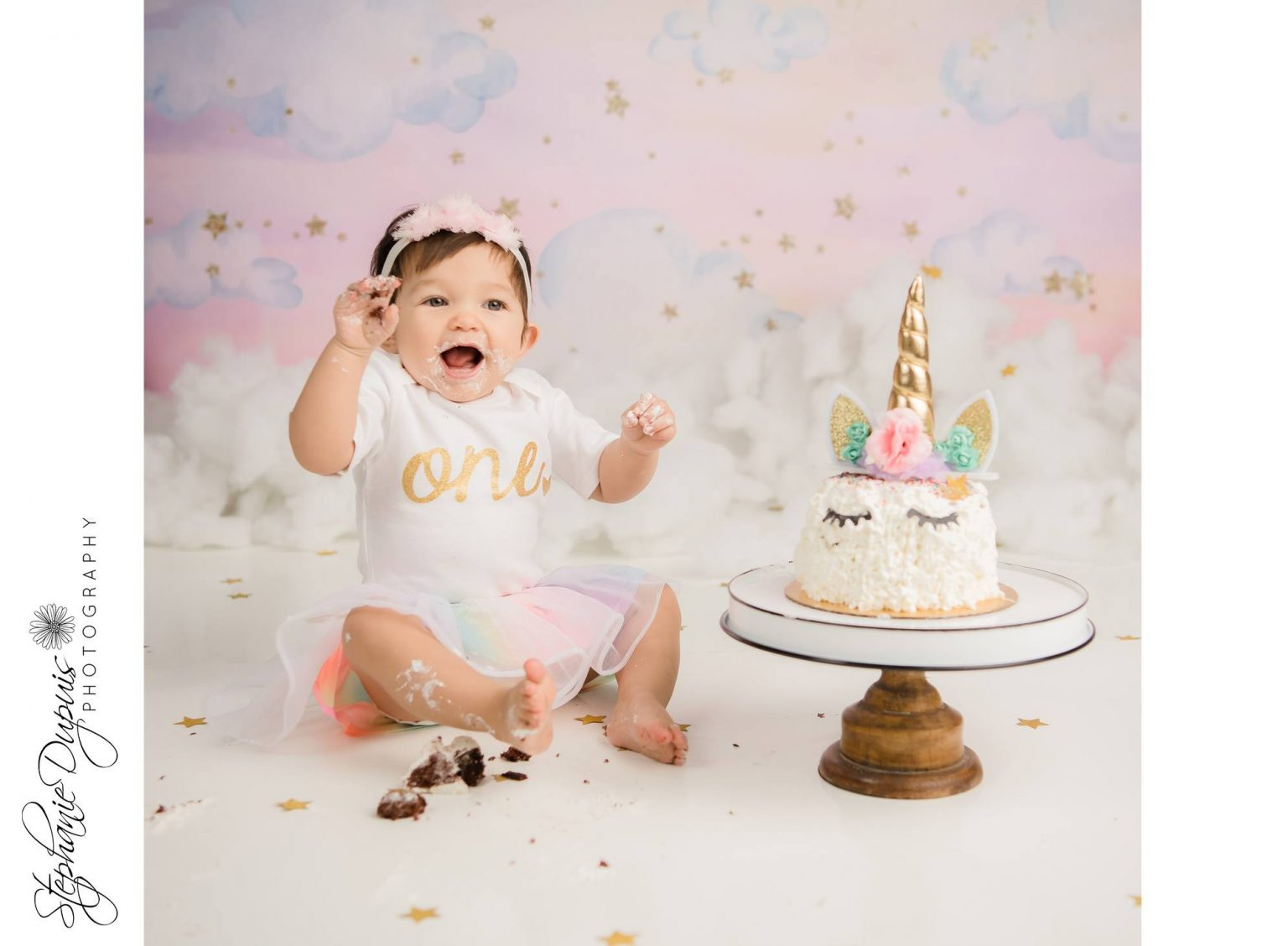 jones cake smash 4 1536x1128 - Portfolio: Warryn Cake Smash